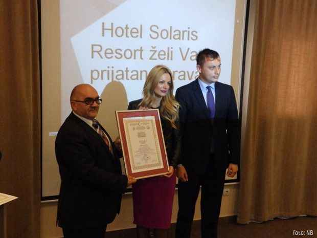 Vrnjačka Banja 01 - Sa uručenja sertifikata