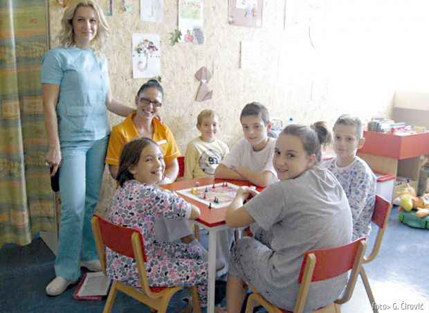 igranica u bolnici