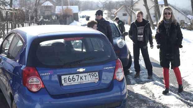 rusi banja kola