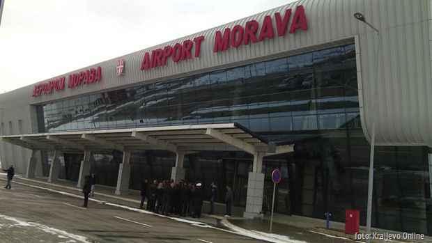 aerodrom Morava on line