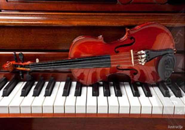 klavir i violina