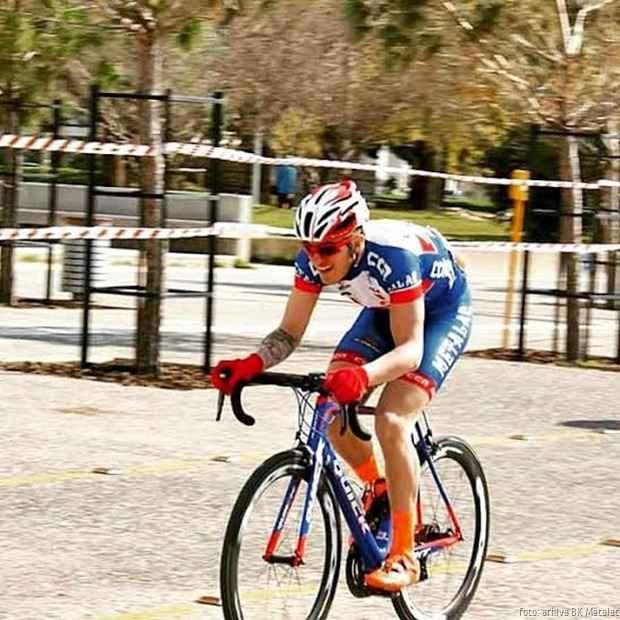 Biciklista Kozomara