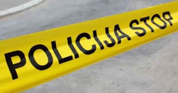 Policija stop žuta traka latinica