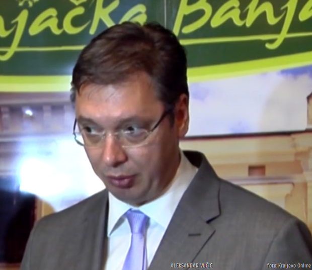 Aleksandar  Vučić 3