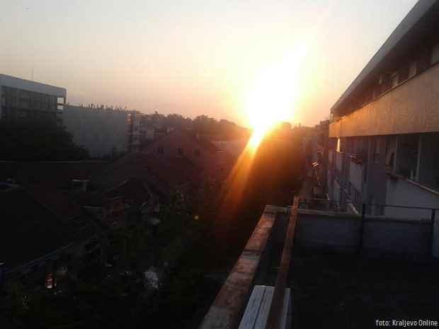 Kraljevo zalazak sunca
