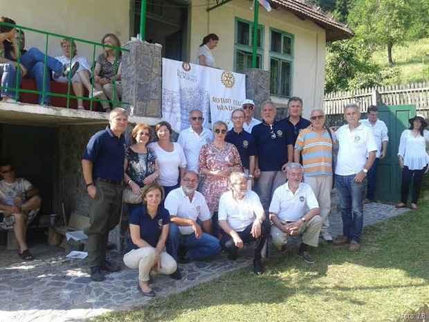 Rotary Gledić  KV