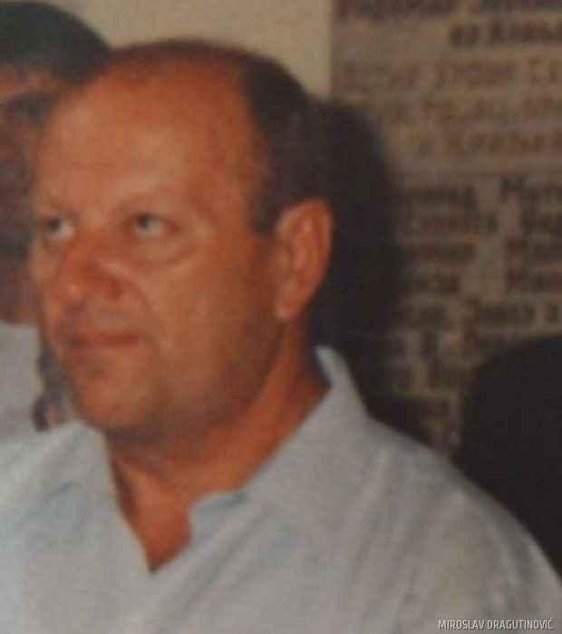 Miroslav Dragutinović