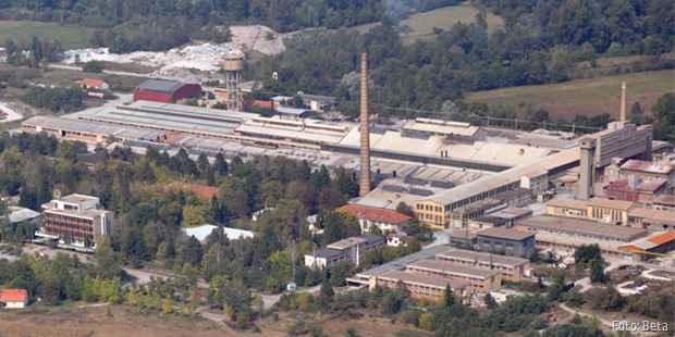 Fabrika Magnohrom - Kraljevo