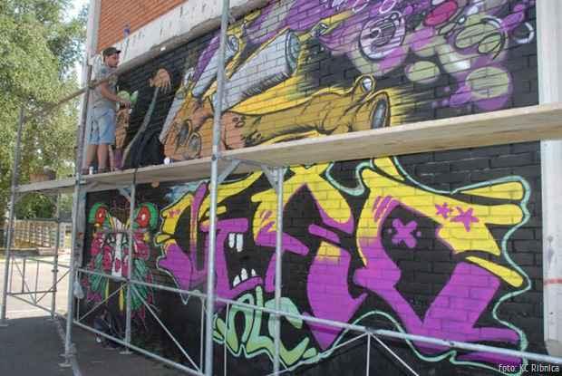 Street art 2015 8mural