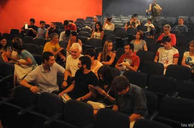 KFF 3 dan pozorište