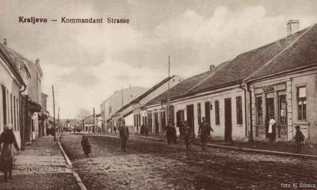 Kraljevo 1915