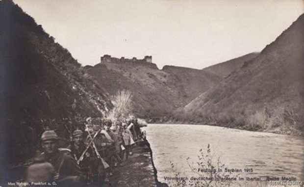 Maglič 1915