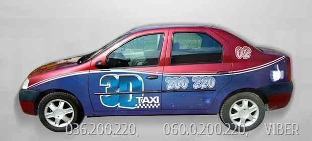 3D taxi 1