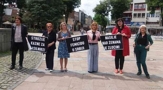 STOP nasilju nad ženama KV 1