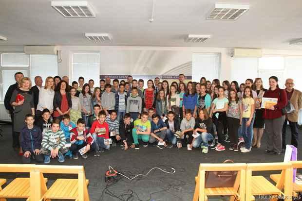 Sa decom oko sveta Bugarska