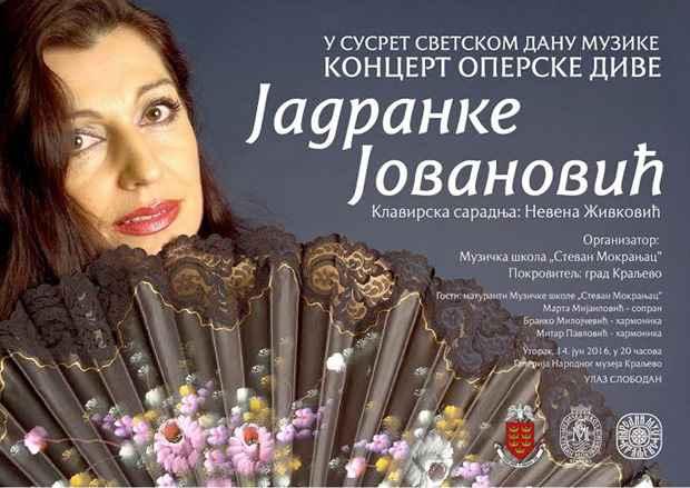 Jadranka Jovanović operska diva