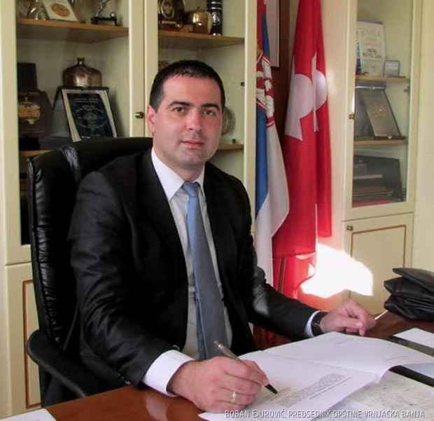 VB Boban Đurović predsednik opštine