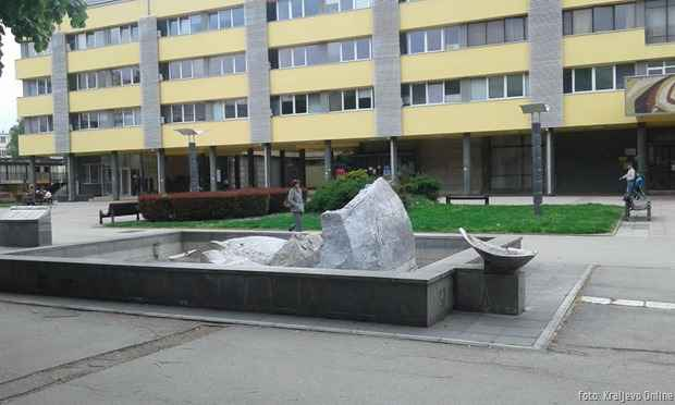 Kraljevo fontana