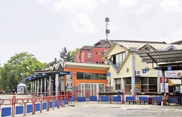 Stečaj ispraznio autobusku stanicu (Foto: M. Dugalić)
