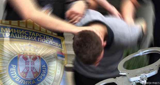 MUP hapšenje 2