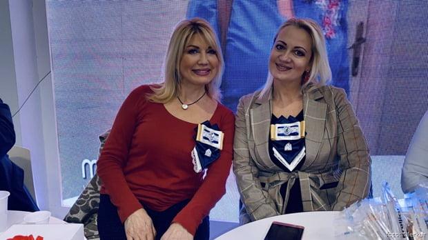 Merkur VB Sajam 2020 Suzana i Jellena
