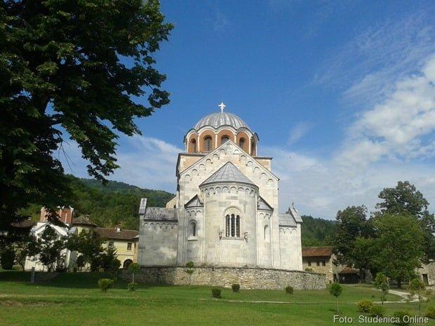 Studenica manastir