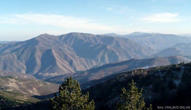 Stolovi planina
