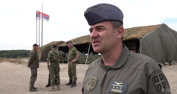 VS Zoran Prodanović pukovnik 24 sept 2020