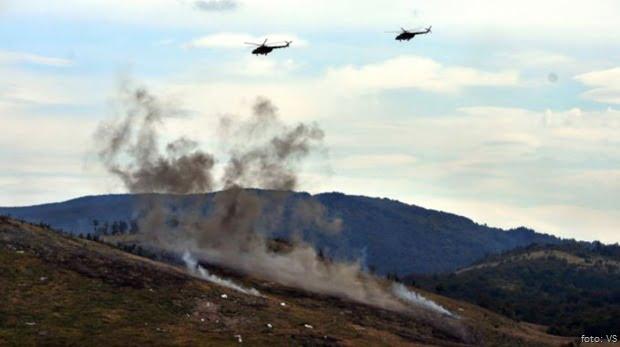 VS Helikopter na bojevom gađanju 24 sept 2020 1